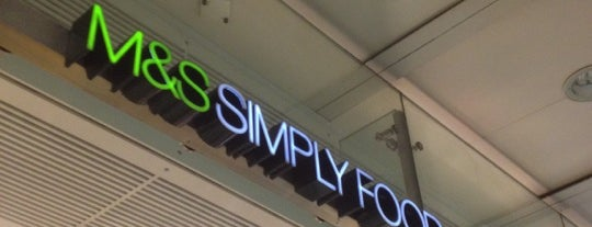 M&S Simply Food is one of London Town.