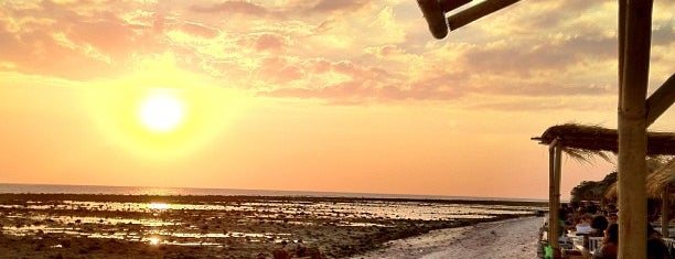 Sunset Beach is one of Gili + Lombok.