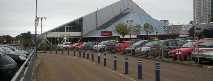 Parc Tawe Retail Park is one of Swansea.