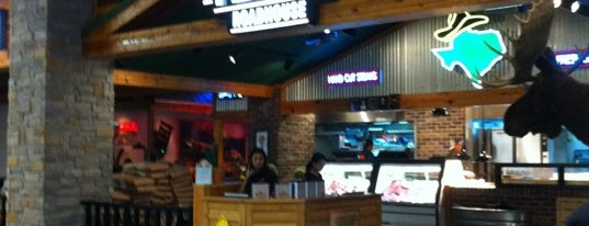 Texas Roadhouse is one of Dubai.