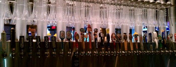 Yard House is one of Vegas Craft Beer.