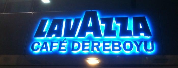 Lavazza Cafe is one of Mert : понравившиеся места.