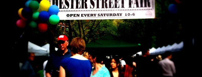Hester Street Fair is one of Personal NY.