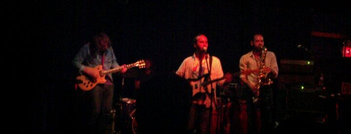 Black Cat is one of Best Music Venues on the East Coast.