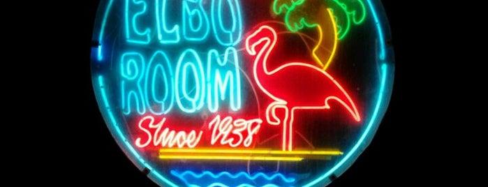 Elbo Room is one of Happy Hour #VisitUS.
