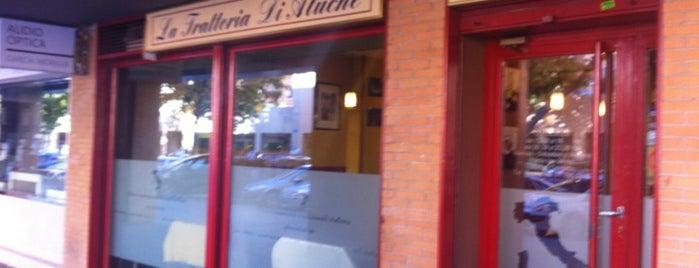 Trattoria Di Aluche is one of Orte, die Jay gefallen.