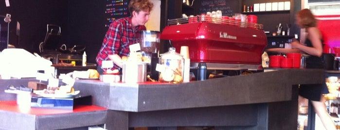 Dose Espresso is one of An Aussie's fav spots in London.