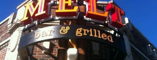 Melt Bar and Grilled is one of Cleveland.