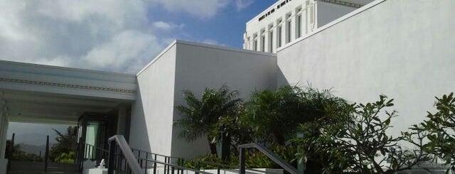 Laie Hawaii Temple is one of Hawaii.