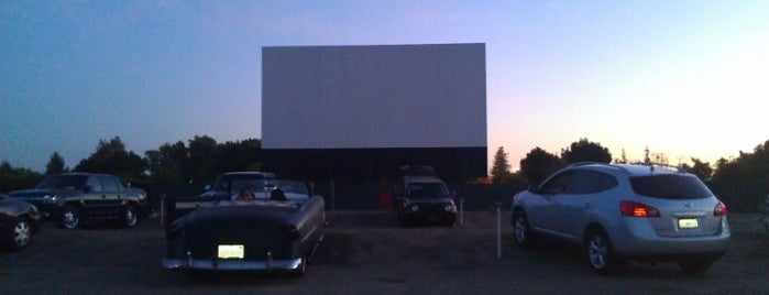 Madera Drive-In Theatre is one of TAKE ME TO THE DRIVE-IN, BABY.