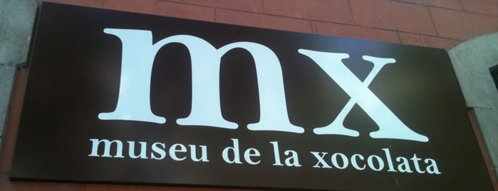 Museu de la Xocolata is one of I love Museum.