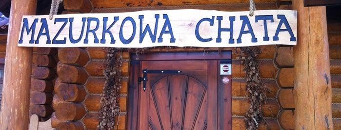 Mazurkowa Chata is one of Gespeicherte Orte von Marc.