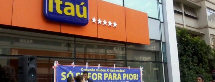 Itaú is one of Prefeituras.