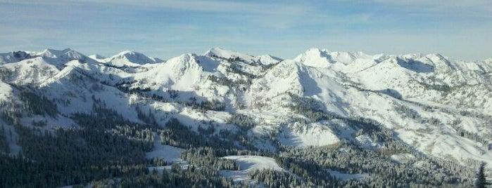 Brighton Ski Resort is one of Top 10 favorites places in Salt Lake City, UT.