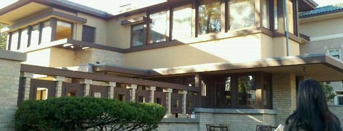 Emil Bach House - Frank Lloyd Wright is one of Frank Lloyd Wright.