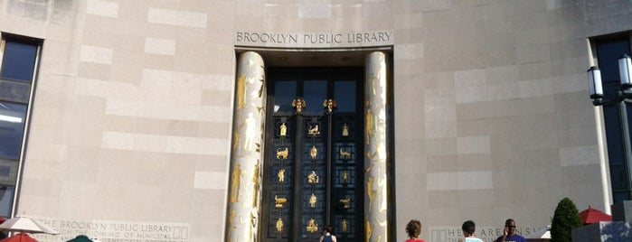 Brooklyn Public Library (Central Library) is one of Guide to New York's best spots.