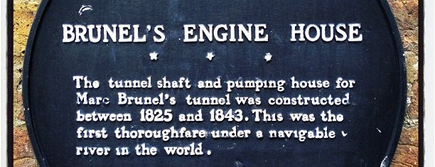 Brunel Museum is one of Tired of London, Tired of Life (Jan-Jun).