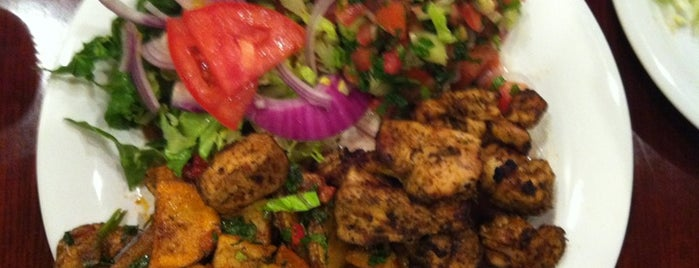 Omar's Mediterranean Cuisine & Bakery is one of lunch spots.