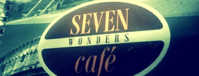 Seven Wonders Café is one of Comer e Beber em Salvador.