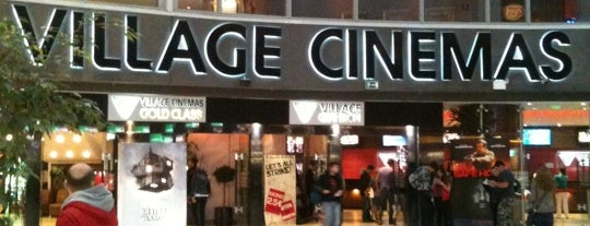 Village World Cinemas is one of Lugares favoritos de Vangelis.