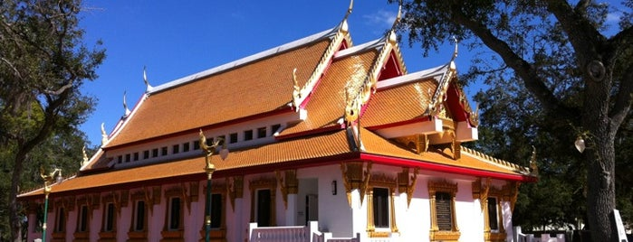 Wat Mongkolratanaram Buddhist Temple is one of Tampa.
