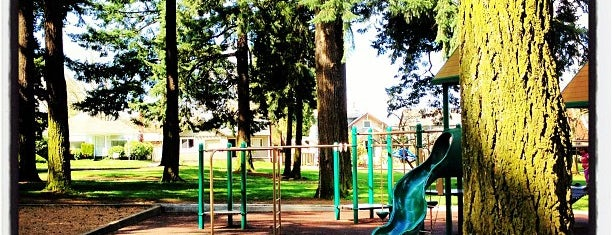 Alberta Park is one of PDX.