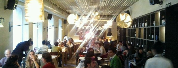 Bar Tomate is one of The Best Of Madrid.