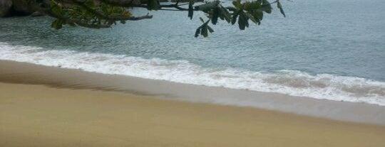 Ilha Anchieta is one of Praias da Costa Verde.