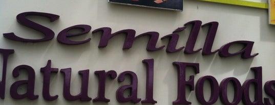 Semilla Natural Foods is one of Posti che sono piaciuti a liz.