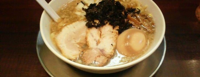 Ramen Jun is one of Posti che sono piaciuti a Takahiro.