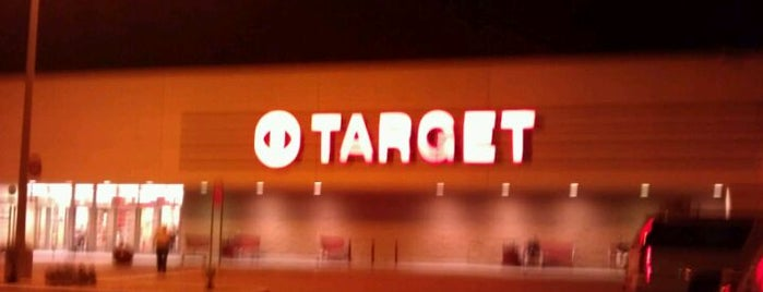 Target is one of Lieux qui ont plu à Scott.
