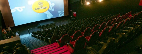 Cinesa La Gavia 3D is one of Tempat yang Disimpan David.