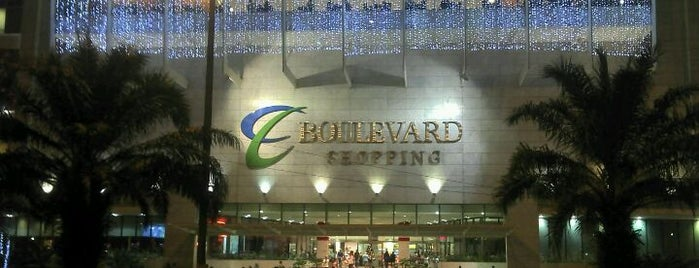 Boulevard Shopping is one of Tempat yang Disukai Caio.