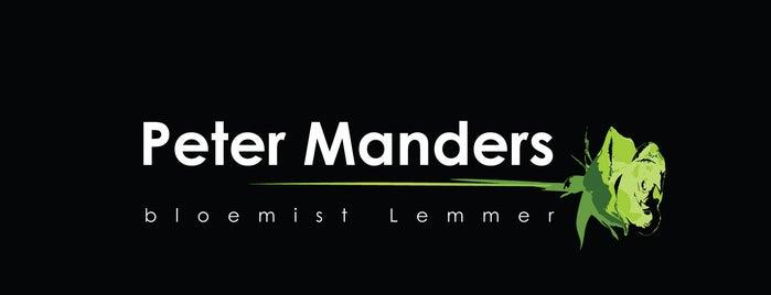 Peter Manders bloemist is one of All-time favorites in Netherlands.