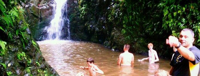 Maunawili Falls Trail is one of Hawaiian Islands Top Picks.
