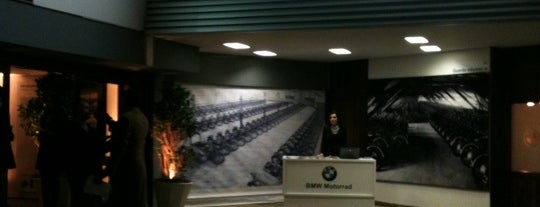 BMW Motorrad Museum Curitiba is one of Curitiba Arte & Cultura.