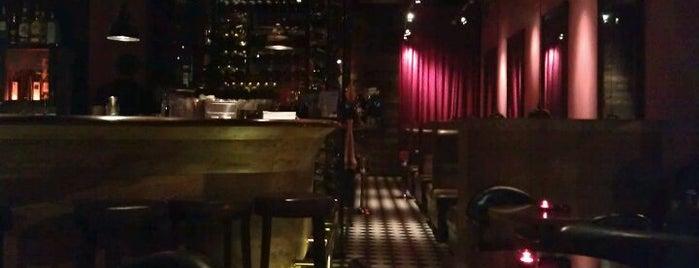 La Bottega is one of Top 10 restaurants when money is no object.