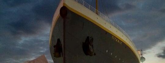 Titanic Museum Attraction is one of Lieux qui ont plu à Phil.