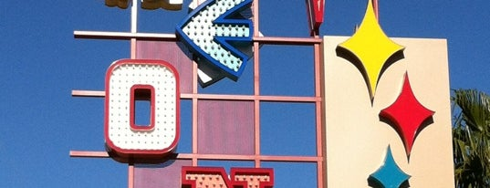 The Neon Museum is one of Las Vegas.