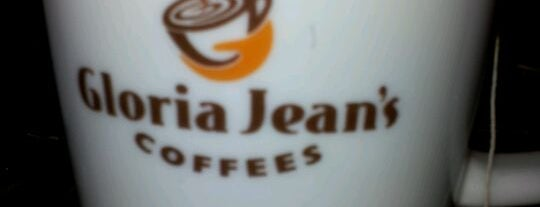 Gloria Jean's Coffees is one of 行ったとこ.