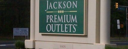 Jackson Premium Outlets is one of Try.