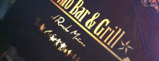 Tonto's Bar & Grill is one of Locais curtidos por Nadine.
