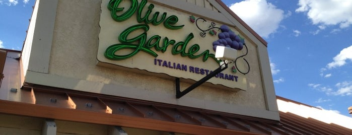 Olive Garden Is One Of The 15 Best Family Friendly Places In Reno