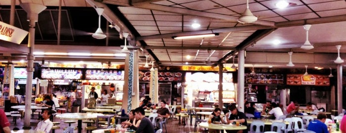Lavender Food Square is one of Singapore To Dos.