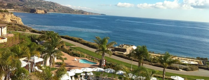 Terranea Resort is one of SoCal Musts.