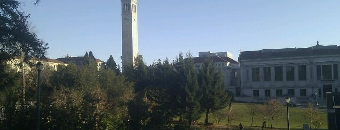 University of California, Berkeley is one of College Love - Which will we visit Fall 2012.
