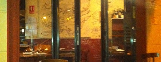 Xemei is one of Barcelona Top 101 Restaurants.