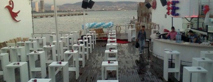La Forte is one of İzmir'deki Gece Kulüpleri.
