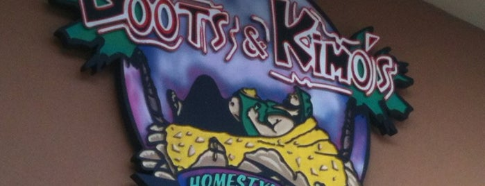 Boots & Kimo's Homestyle Kitchen is one of Oahu: The Gathering Place.