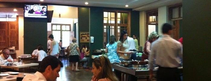Casarão Grill Restaurante is one of Tempat yang Disukai Mayra.